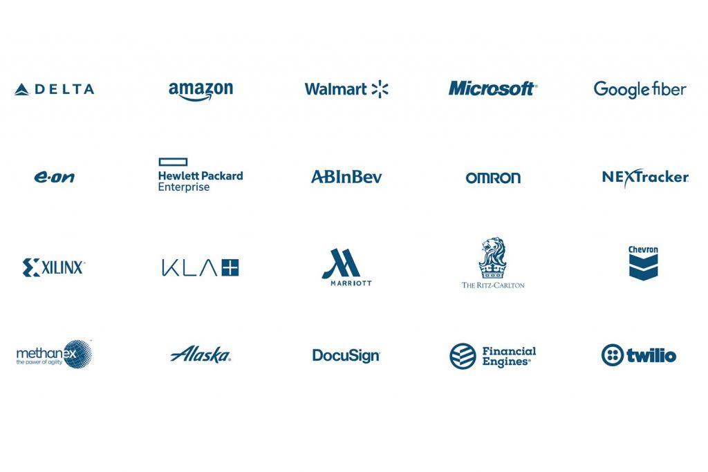 Evviva client logos